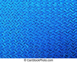 Background with beautiful zigzag blue pattern