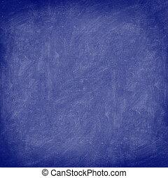 Texture - blue chalkboard / blackboard