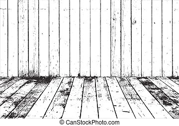 texture bois, voile de surface