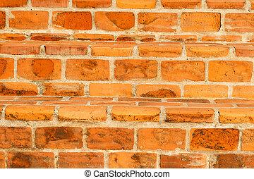 texture brick of background