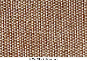 Texture canvas brown background.