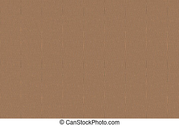 Texture canvas fabric as background. Brown surface