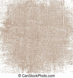 Texture Canvas - Old Canvas Texture. EPS10 vector...