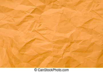 texture crumpled paper
