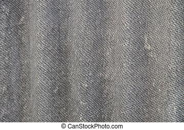 Toiture, ardoise, texture. Toiture, photo, ardoise, gris, texture.