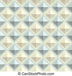 Texture diamond plate seamless. Metal or plastic material. Corrugated steel rhombic and lentil form sheets
