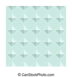 Texture diamond plate seamless. Metal or plastic material. Corrugated steel rhombic and lentil form sheets.