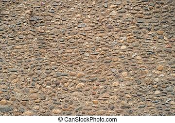 Texture Gravel floor background, small rock stone on floor