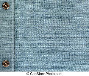 Texture jeans - Background - texture jeans of  blue color