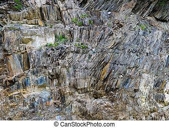 texture layers metamorphic rocks - texture layers...