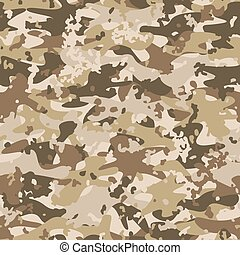 Texture military camouflage seamless pattern. Abstract army vector illustration