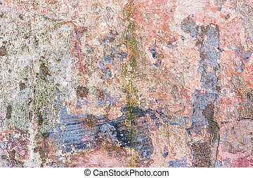 Texture of a brick wall, background for design