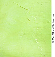 texture of a green wall background