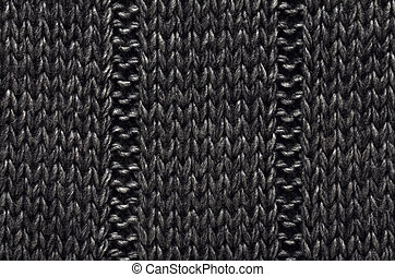 texture of a knitted material from wool for use as background
