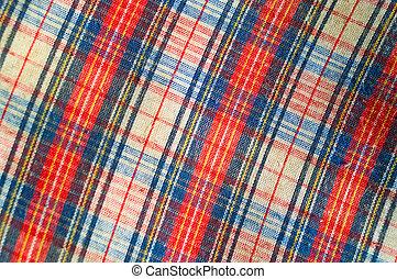 multicolor thick cloth fabric