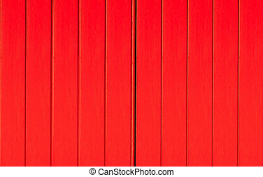 Texture of a red wooden
