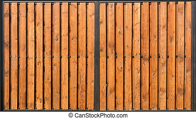 Texture of a smooth wooden board. Mockup. Background