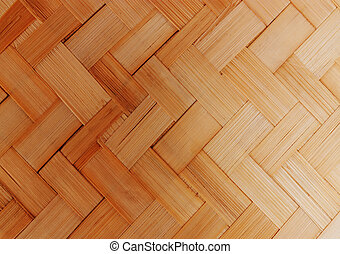 Texture of a wooden