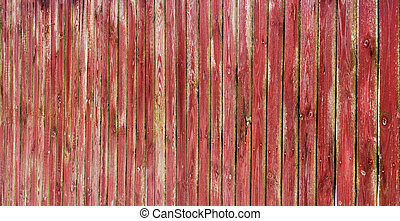 Texture of an old wooden wall. Background