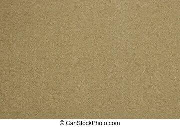 Texture of backside gypsum board sheet