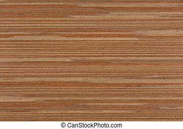 Texture of beautiful wooden veneer, natural background.