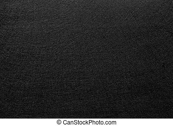 Texture of black fabric as a background. - Texture of black...