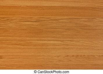 Texture of brown natural oak wood veneer