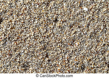 texture of fine sandy beach