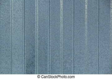 texture of galvanized sheet metal