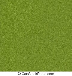 Texture of green felt on macro. Seamless square background, tile ready.