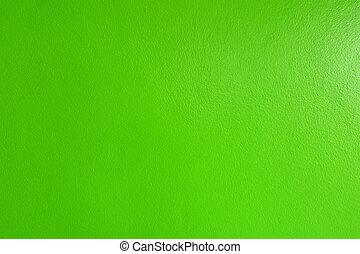Texture of grunge green wall