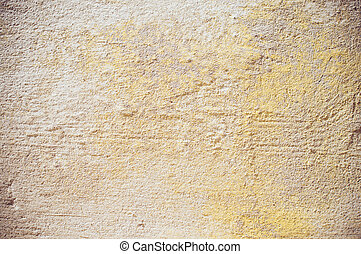 beige stucco wall