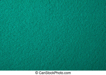 texture of light green felt