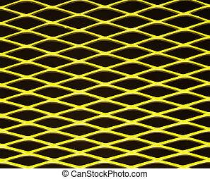 texture of metal net