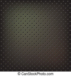 Texture of metallic mesh - Texture of dark metallic mesh
