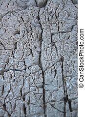 texture of monument of gods on nemrut mountain