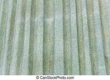 Texture of mosaic soapstone concrete wall with grooves - ...