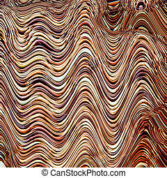 Texture of native thai style weave sedge mat background - made from papyrus