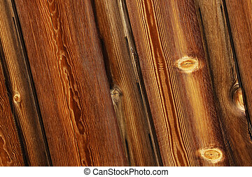 Texture of natural wood with a natural pattern for the background and decoration