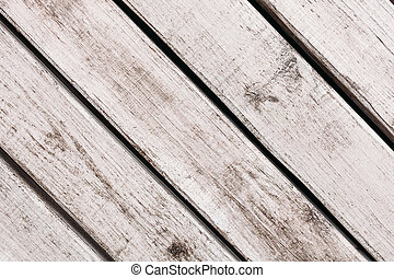 Texture of natural wood, wooden background, vanilla or white color