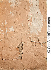 texture of old beige wall as background