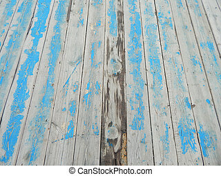 Texture of old boards.