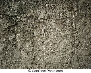 Texture of Old cement wall