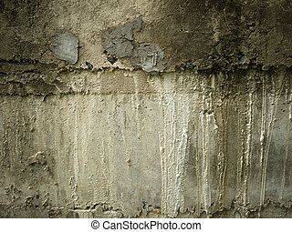 Texture of Old Grunge cement wall