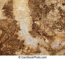 grunge rust wall