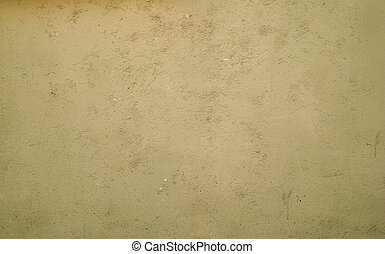 Texture of old wall covered with blue stucco