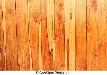 Wooden color texture of old boards with iron loops  Colored