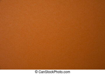 Texture of orange paper for background. Macro photo