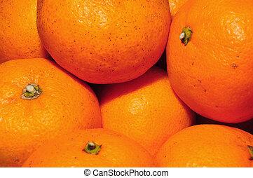 Texture of orange skin