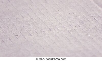 Texture of paperboard - Texture removable nozzle for mop